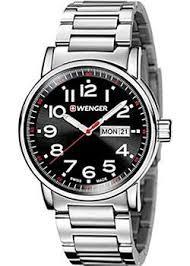 <b>Часы Wenger 01.0341.104</b> - купить мужские наручные <b>часы</b> в ...