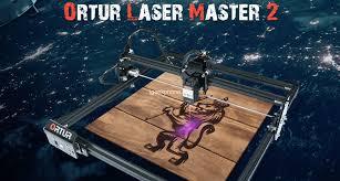 <b>ORTUR Laser Master 2</b> Review - Laser Engraving Machine at $203.99