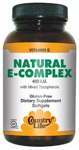 Country Life Natural E-Complex Softgels 400 IU 180 ... - King Soopers