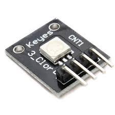 <b>3Pcs 3 Colour</b> RGB SMD LED Module 5050 Full Color Pwm For MCU