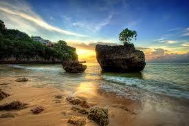 BaliBeach; Padang - Padang Beach