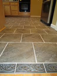 types of kitchen flooring flooring noticeable gray natural stone kitchen floor and elegant oak s