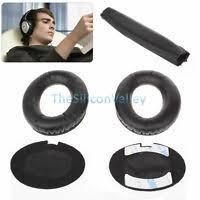 <b>Replacement</b> Cushions <b>Ear Pads Headband for</b> QuietComfort QC15 ...