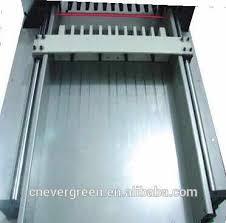 Source factory guillotine paper cutter, automatic book cutting ...