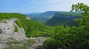 Пещерный город Кыз-<b>Кермен</b> - карта, фото, история, описание