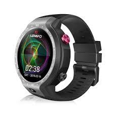 Rodeal LEMFO LEM9 Dual Systems <b>Smartwatch</b>, 4G <b>Smart Watch</b> ...