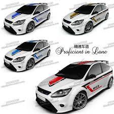 <b>UNIVERSAL</b> CUSTOMIZED 4 Designs <b>Car</b> Whole Body Sticker ...