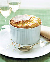 Clean Eating Corn Souffle