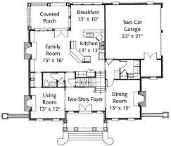 Classic Georgian   AD   nd Floor Master Suite  Corner Lot    Floor Plan