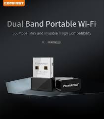 <b>CF</b>-<b>811AC</b> - <b>Wireless</b> Adapter - <b>COMFAST</b>