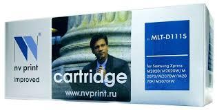 <b>Картридж NV Print MLT</b>-D111S для Samsung, совместимый