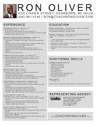 sports resume for college coaches college resume  gallery 1000 images about sports
