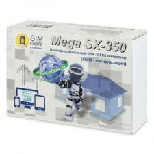 GSM сигнализация <b>Mega SX</b>-<b>350 Light</b> — купить по выгодной ...