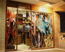 photo نکات در مورد راه اندازی مغازه شال و روسری و نمونه دکور بندی
