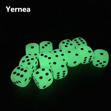 Detail Feedback Questions about <b>Yernea</b> 6Pcs/<b>Lot</b> 16mm Luminous ...