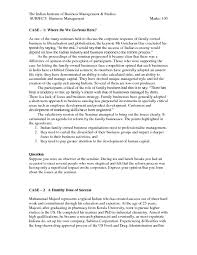 case study project management interview  case study project management interview