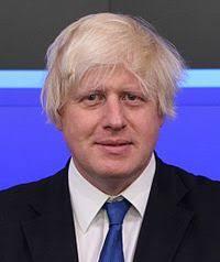 「英国ジョンソン外相」の画像検索結果