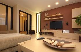 nice modern living rooms: living room ideas with modern living room brown wall color