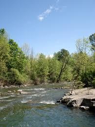 La Chute River