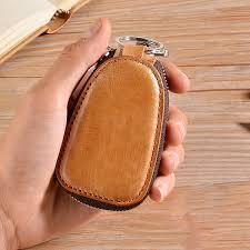 <b>Men Genuine Leather</b> Car Key <b>Case Key</b> Holder sold out | Shopping ...