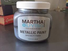 martha stewart living paint colors: the paint color is thundercloud martha stewart living metallic paint love it not a paid post i just love this paint i used the copper on a highboy