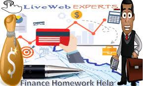 help with finance homework Finance homework help   Need someone to write my paper for me