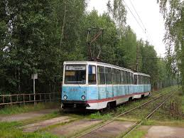 Trams in Navapolatsk