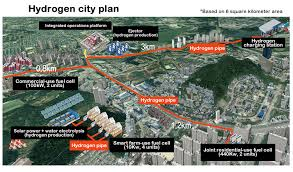 <b>South Korea</b> is planning <b>three</b> new cities powered by hydrogen in a ...