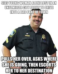 Good Guy Cop – Meme | WeKnowMemes via Relatably.com