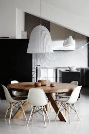 bright simple cozy dining roomlove