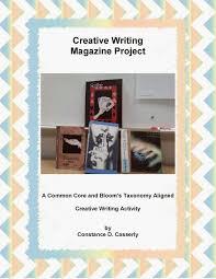 creative writing activities high school