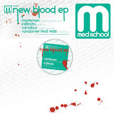 Shop – Various Artists – New Blood EP - Hospital Records