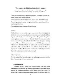childhood obesity essay introduction   essay structurehow to write a research paper on childhood obesity