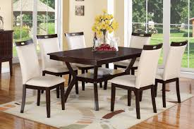 piece espresso dining set