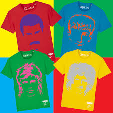 <b>Queen</b>: Limited Edition <b>Hot Space</b> T-Shirt Bundle
