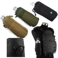 <b>Molle Water Bottle</b> Pouch In Bicycle Water Bottles & Cages for sale ...