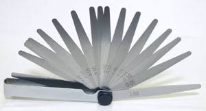 <b>ai060020 Jonnesway</b> Инструмент <b>комплект щупов</b> 20 пластин ...