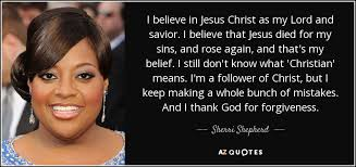 TOP 25 QUOTES BY SHERRI SHEPHERD (of 51) | A-Z Quotes