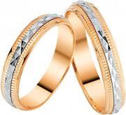 Выбираем обручальные <b>кольца</b> — блог AllTime.ru