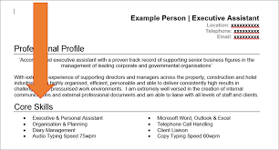 skills resume core skills resume