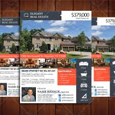 elegant suburban property listing template real estate lead newly listed promo 6 1