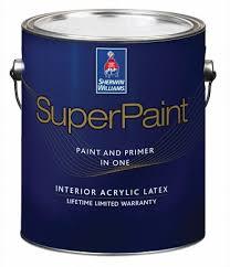 <b>Краска</b> суперматовая <b>SuperPaint Interior</b> Acrylic Latex Flat <b>Sherwin</b> ...
