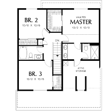 Simple to Build   AM   nd Floor Master Suite  CAD Available    Reverse Floor Plan Pinit white