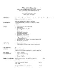 dental assistant resume objective com dental assistant resume objective is one of the best idea for you to make a good resume 5