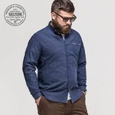US $108.0 |Gelisen Menswear Brand Shirt <b>Business</b> Casual <b>Men</b> ...