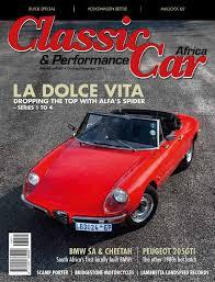 Classic & Performance Car Africa Dec/Jan 2013/14 by classic ...