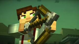 Image result for Minecraft story mode episode 2 logo