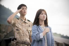 Image result for descendants of the sun song joong ki