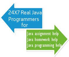 Looking for java assignment help  Call now at              to connect with AAH for best Java experts for Java homework help and Java project help solutions
