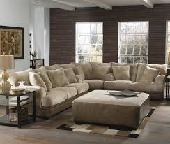 Two Loveseat Living Room Barkley Large L Shaped Sectional Sofa With Right Side Loveseat By